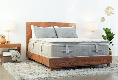 Cedar Natural Luxe Mattress